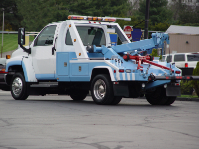 West Palm Beach, FL. Tow Truck Insurance